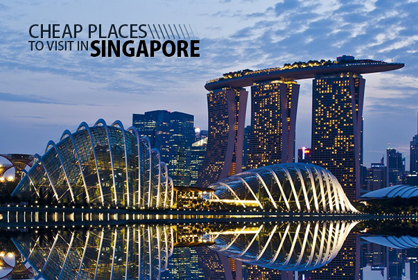 Cheap Places in Singapore