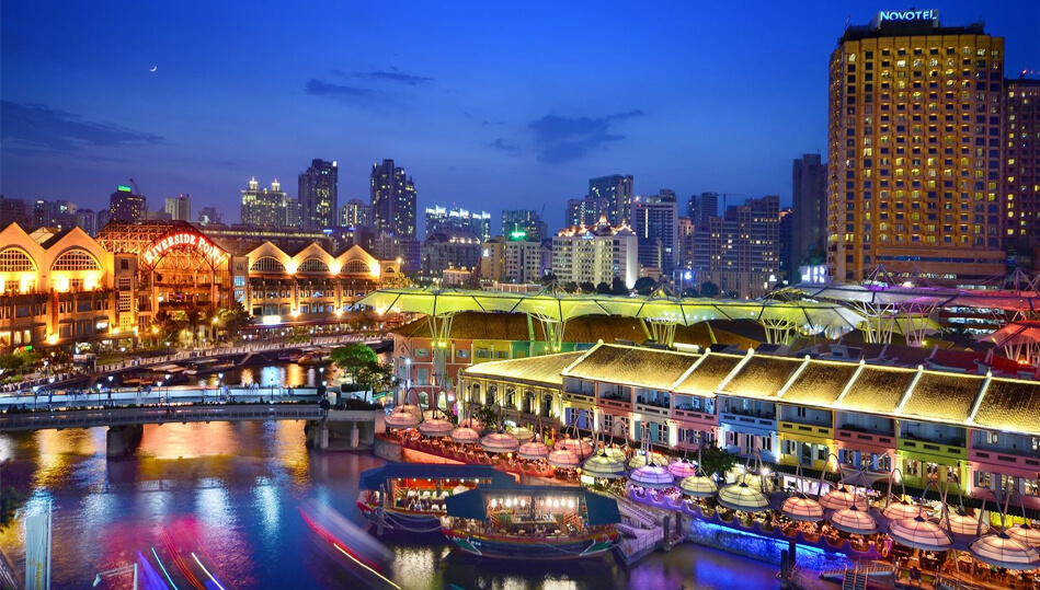 Agenda, Tips and guide for excursion to Singapore in 3 days