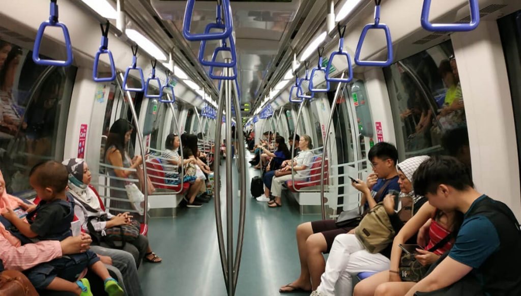 Singapore MRT Ride Guide Create a Newbie Backpacker