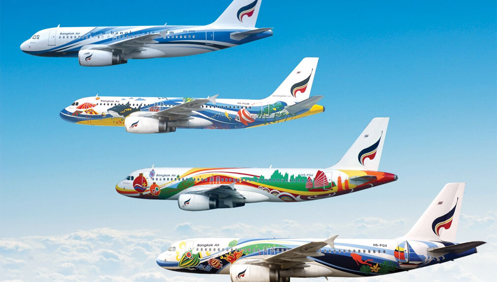 Travel around Asia not costly, fly to Bangkok until Singapore not until Rp 500 thousand