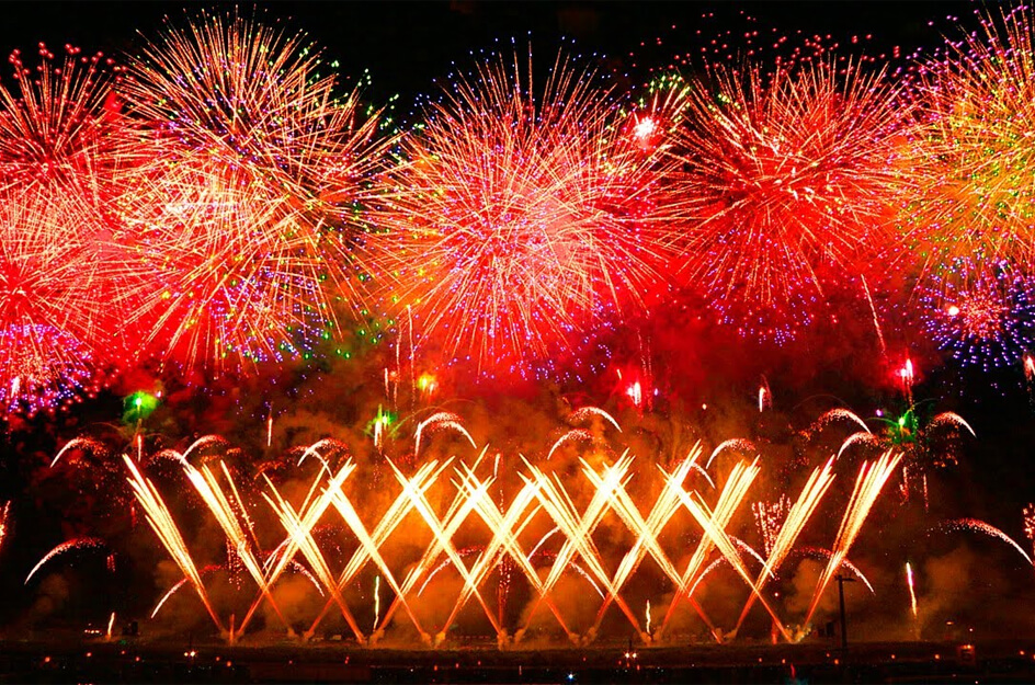 THE HANABI SEASON IS COMING! Ensure YOU'RE IN JAPAN FOR THIS FANTASTIC FIREWORKS FESTIVAL!